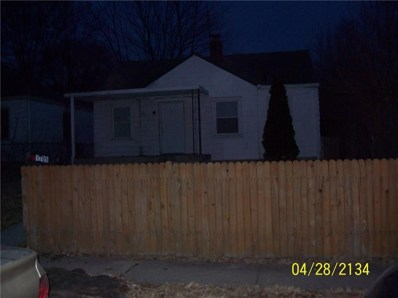 1705 N Linwood Avenue, Indianapolis, IN 46218 - #: 21626129