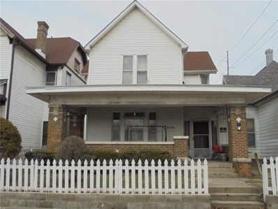 1326 E Marlowe Avenue, Indianapolis, IN 46202 - #: 21626132