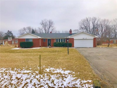 6547 Oakview Drive N, Indianapolis, IN 46278 - #: 21626175
