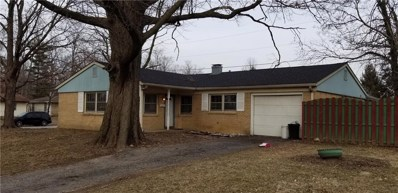 3255 Roseway Drive, Indianapolis, IN 46226 - #: 21626349