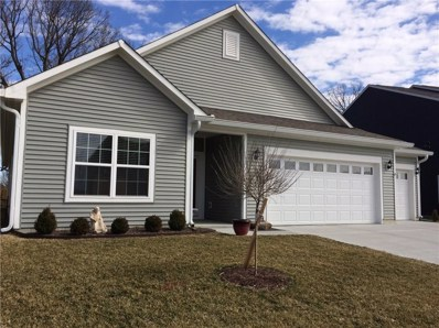 1219 Greenbriar Way, Franklin, IN 46131 - MLS#: 21626361