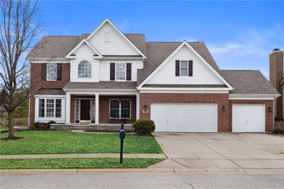 7821 Highland Meadows Drive, Brownsburg, IN 46112 - #: 21626403