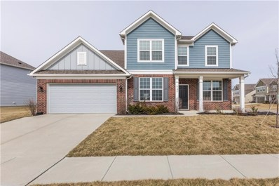 6192 Crabapple Drive, Whitestown, IN 46075 - #: 21626559