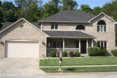 4722 Moss Creek Terrace Court, Indianapolis, IN 46237 - MLS#: 21626635