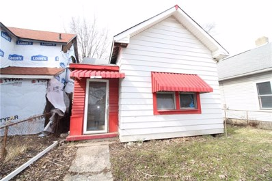1130 S Sheffield Avenue, Indianapolis, IN 46221 - #: 21626688