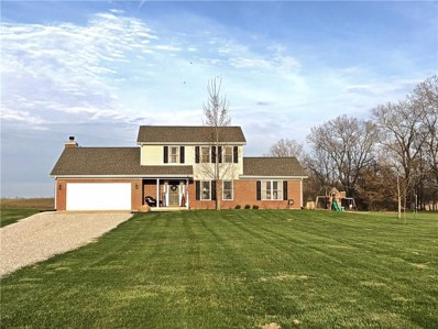 5588 S County Road 1100 West, Knightstown, IN 46148 - #: 21626812