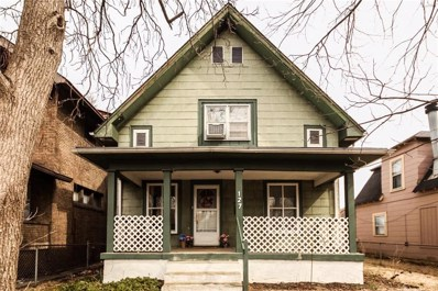 127 N Gladstone Avenue, Indianapolis, IN 46201 - #: 21626896