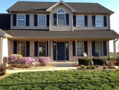 1445 Bark Lane, Shelbyville, IN 46176 - MLS#: 21626897