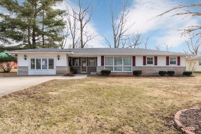 155 N Buck Creek Road, Indianapolis, IN 46229 - MLS#: 21627131