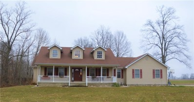 5507 State Road 42, Martinsville, IN 46151 - #: 21627198