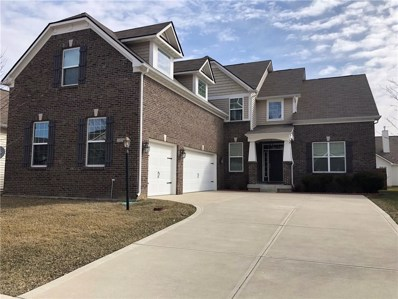 12215 Wolverton Way, Fishers, IN 46037 - #: 21627219