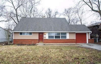 6036 E 42ND Street, Indianapolis, IN 46226 - #: 21627262