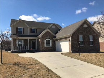 5689 W Stoneview Trail, McCordsville, IN 46055 - #: 21627328