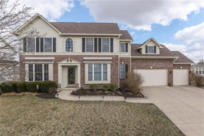 7715 Sleeping Ridge Drive, Indianapolis, IN 46217 - #: 21627412