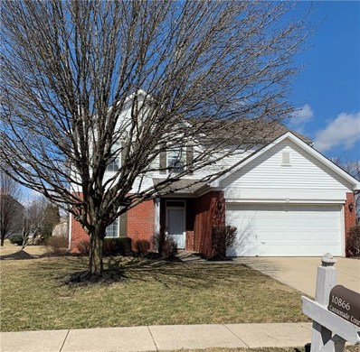 10866 Cannonade Court, Indianapolis, IN 46234 - #: 21627566