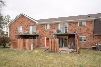 6445 Park Central Drive W UNIT A, Indianapolis, IN 46260 - #: 21627623