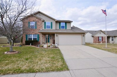 1508 Winding Creek Trail, Brownsburg, IN 46112 - MLS#: 21627850