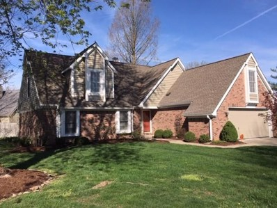 7532 Pinesprings Court, Indianapolis, IN 46256 - #: 21627945