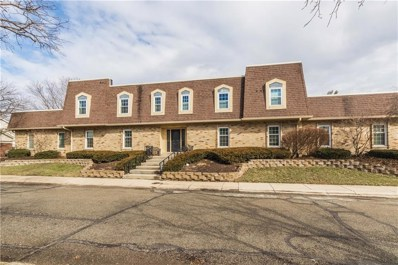 1306 Kings Cove Court, Indianapolis, IN 46260 - MLS#: 21627954