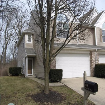 1868 Misty Lake Drive, Indianapolis, IN 46260 - #: 21628035