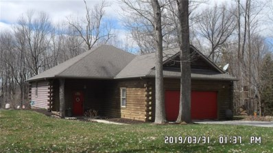 1851 N Summer Drive, Crawfordsville, IN 47933 - #: 21628052