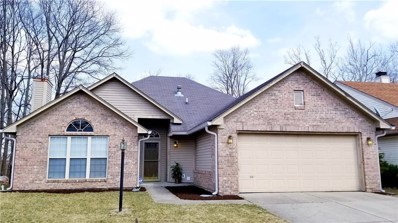 723 Pioneer Woods Drive, Indianapolis, IN 46224 - #: 21628084