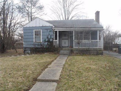 4813 E 34TH Street, Indianapolis, IN 46218 - #: 21628126