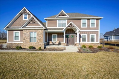 4534 S Ridgeview Drive, Greenfield, IN 46140 - #: 21628134