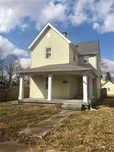 812 W 4th Street, Anderson, IN 46016 - #: 21628165