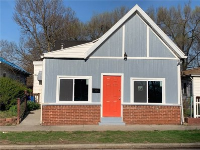 1124 N Pershing Avenue, Indianapolis, IN 46222 - #: 21628322