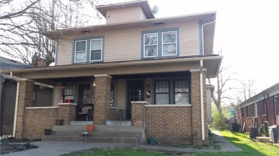 810 N Euclid Avenue N, Indianapolis, IN 46201 - #: 21628387