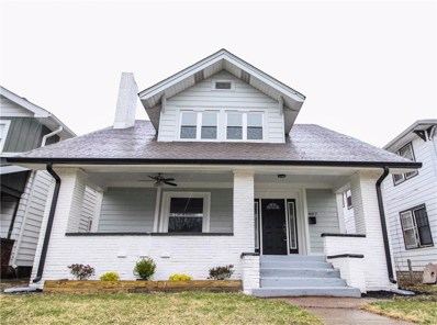 4017 Boulevard Place, Indianapolis, IN 46208 - #: 21628433