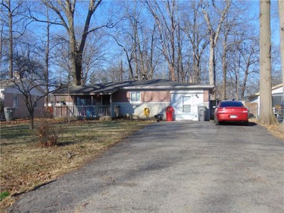 3612 N Sadlier Drive, Indianapolis, IN 46226 - #: 21628469