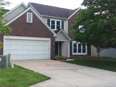 8609 Kruggle Court, Indianapolis, IN 46256 - #: 21628488