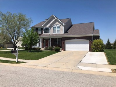 1481 Berry Lake Way, Brownsburg, IN 46112 - MLS#: 21628593