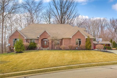 1808 Willow Bend Court, Avon, IN 46123 - #: 21628653