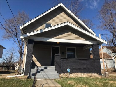 250 N Oakland Avenue, Indianapolis, IN 46201 - #: 21628714