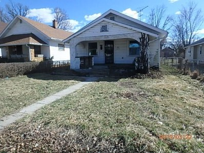 1233 W 31st Street, Indianapolis, IN 46208 - #: 21628818