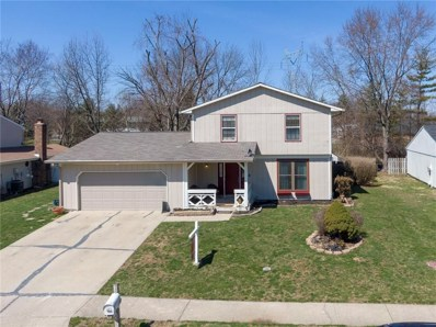 4114 Hollow Creek Drive, Indianapolis, IN 46268 - #: 21628889