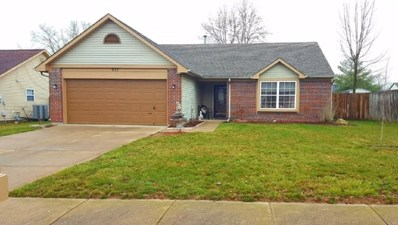 917 Moonlight Court, Mooresville, IN 46158 - MLS#: 21628894
