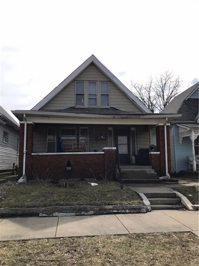 1709 Fletcher Avenue, Indianapolis, IN 46203 - #: 21628919