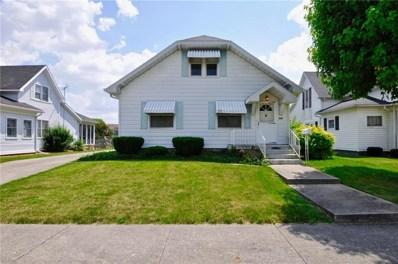 205 N 11th Street, Elwood, IN 46036 - #: 21628970