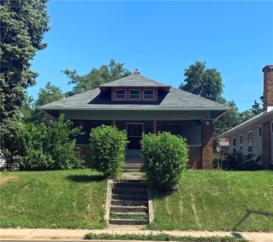 412 W 38th Street, Indianapolis, IN 46208 - #: 21629016