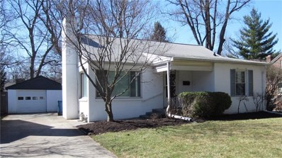 5722 Haverford Avenue, Indianapolis, IN 46220 - #: 21629131