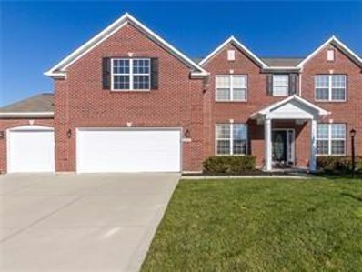 9709 Brook Meadow Drive, McCordsville, IN 46055 - #: 21629287