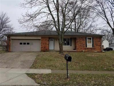 5531 Pappas Drive, Indianapolis, IN 46237 - #: 21629492
