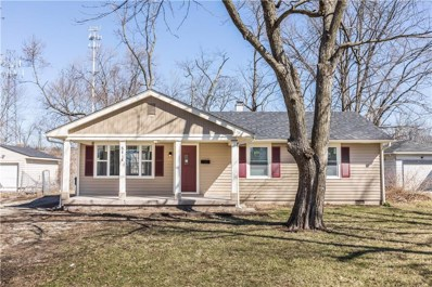 5818 E 24th Street, Indianapolis, IN 46218 - #: 21629517