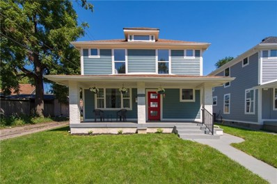2018 Woodlawn Avenue, Indianapolis, IN 46203 - #: 21629630