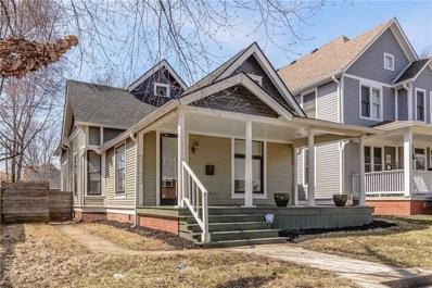 2012 Central Avenue, Indianapolis, IN 46202 - #: 21629760