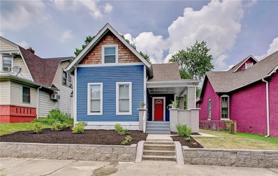 521 N Hamilton Avenue, Indianapolis, IN 46201 - #: 21630102